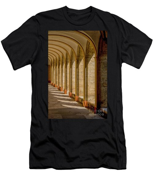 Convent Men's T-Shirt (Athletic Fit)