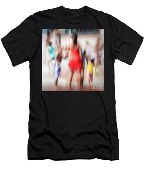 Cooling Off Men's T-Shirt (Athletic Fit)