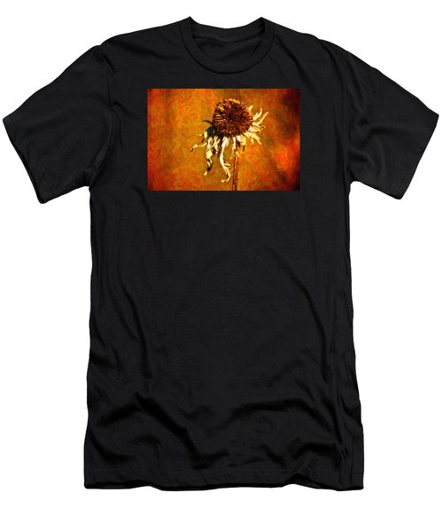 Dead Flower Men's T-Shirt (Athletic Fit)