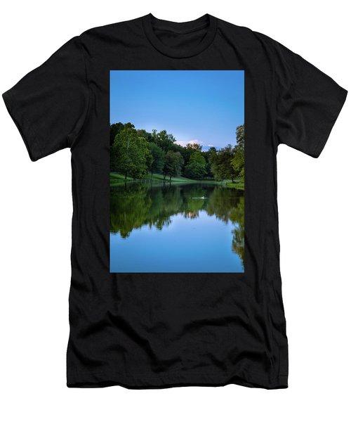2 Ducks Men's T-Shirt (Athletic Fit)