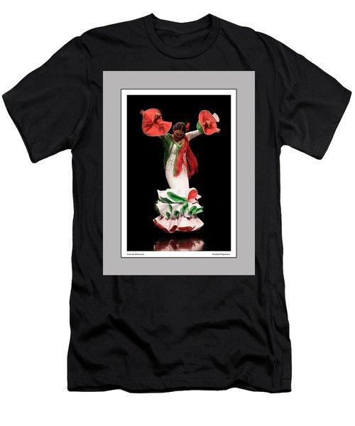 Duende Flamenco Men's T-Shirt (Athletic Fit)