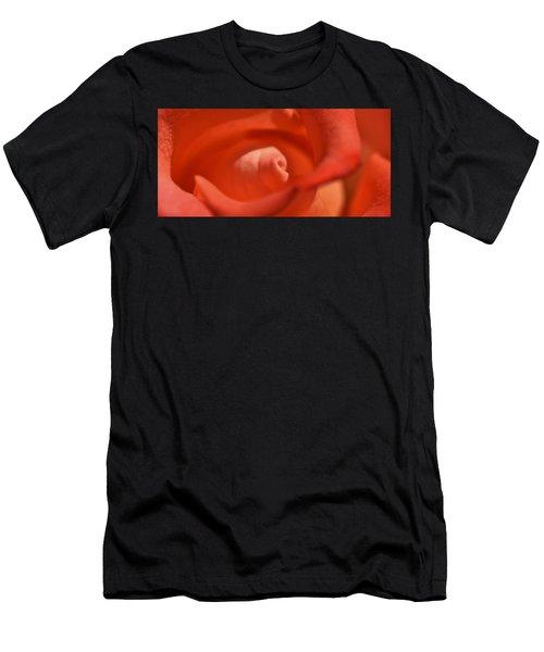 Erotic Rose Men's T-Shirt (Athletic Fit)