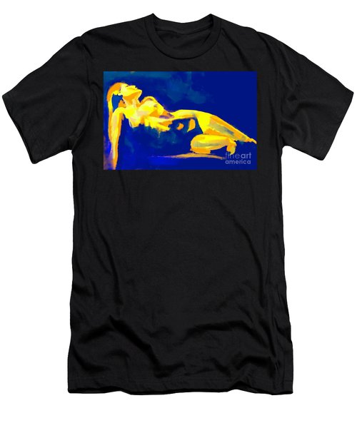 Evening Nude Men's T-Shirt (Athletic Fit)