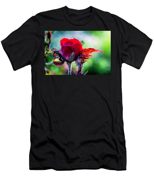 Fading Beauty Men's T-Shirt (Athletic Fit)