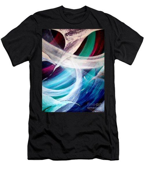 Gaia Symphony Men's T-Shirt (Athletic Fit)