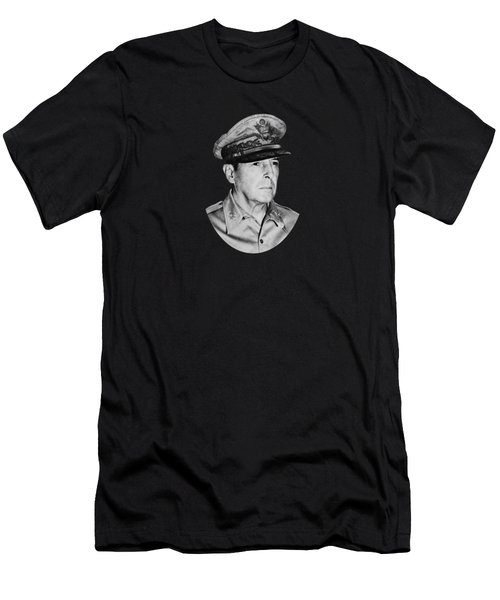 General Macarthur Men's T-Shirt (Athletic Fit)