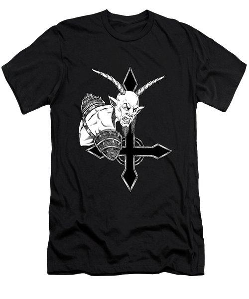 Goatlord Men's T-Shirt (Athletic Fit)