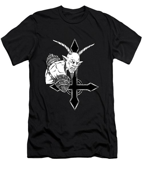 Goatlord Men's T-Shirt (Athletic Fit)