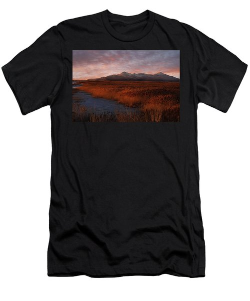 Great Salt Lake Men's T-Shirt (Athletic Fit)