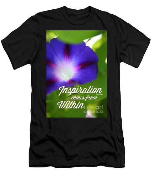 Inspiration  Men's T-Shirt (Athletic Fit)