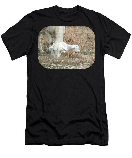 L Is For Lamb Men's T-Shirt (Athletic Fit)
