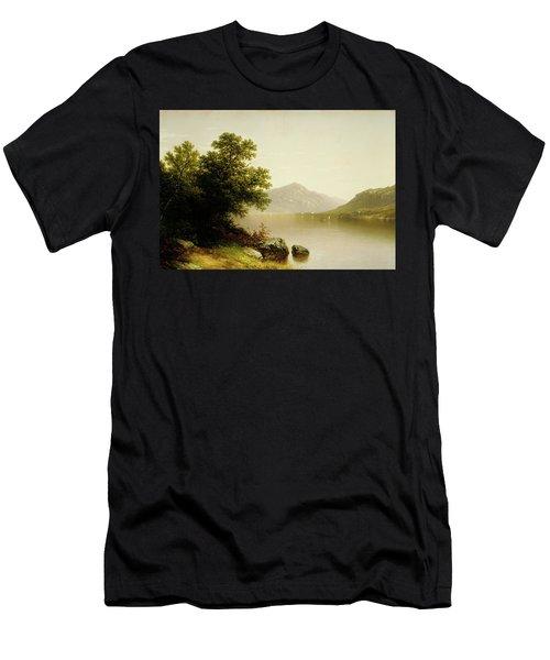 Lake George Men's T-Shirt (Athletic Fit)