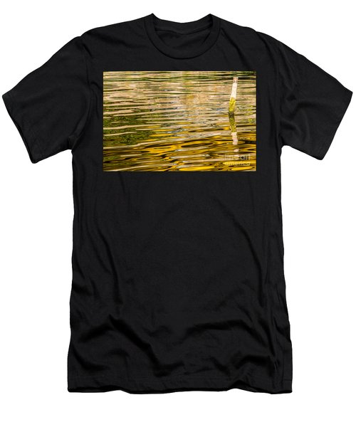 Lake Reflection Men's T-Shirt (Athletic Fit)