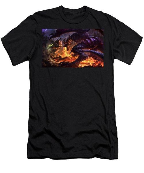 League Of Legends Men's T-Shirt (Athletic Fit)