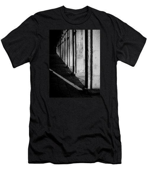 Light And Shadow Men's T-Shirt (Athletic Fit)