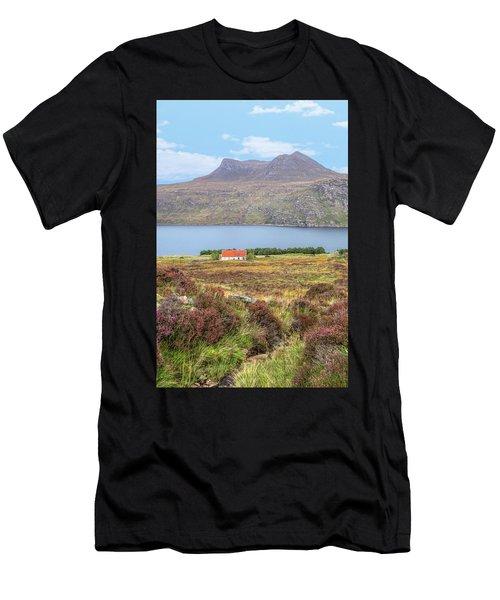 Little Loch Broom - Scotland Men's T-Shirt (Athletic Fit)