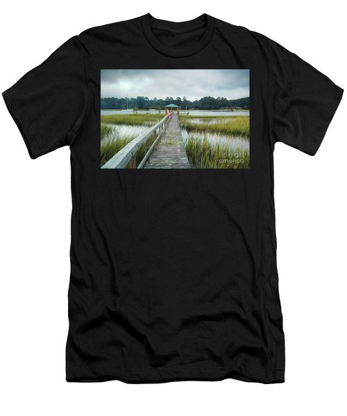 Lowcountry Dock Men's T-Shirt (Athletic Fit)
