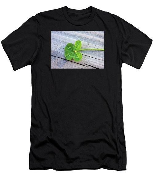 Lucky Men's T-Shirt (Athletic Fit)