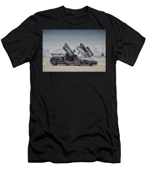Mclaren P1 Men's T-Shirt (Athletic Fit)