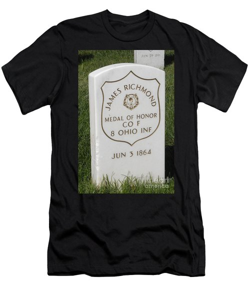 Medal Of Honor - 8th Ohio Men's T-Shirt (Athletic Fit)