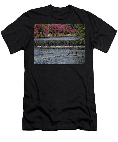 Mill River Park Men's T-Shirt (Athletic Fit)