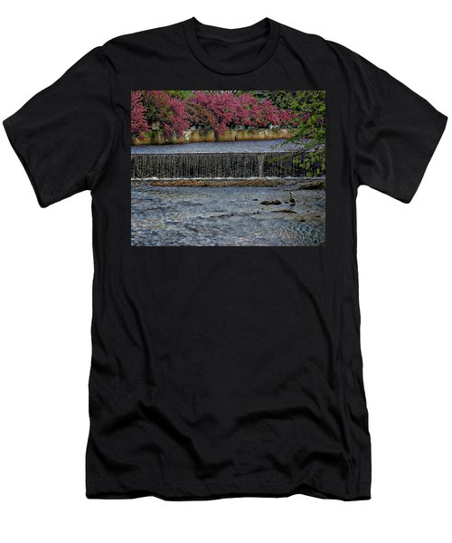 Mill River Park Men's T-Shirt (Athletic Fit)