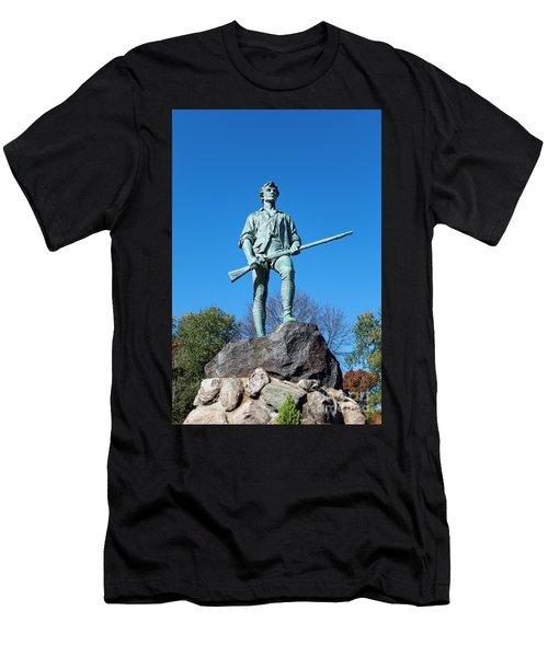 Minute Man Men's T-Shirt (Athletic Fit)