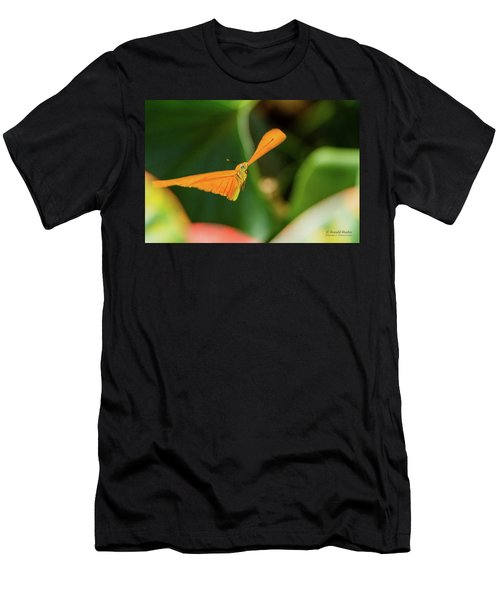 Miracle Of Flight Men's T-Shirt (Athletic Fit)