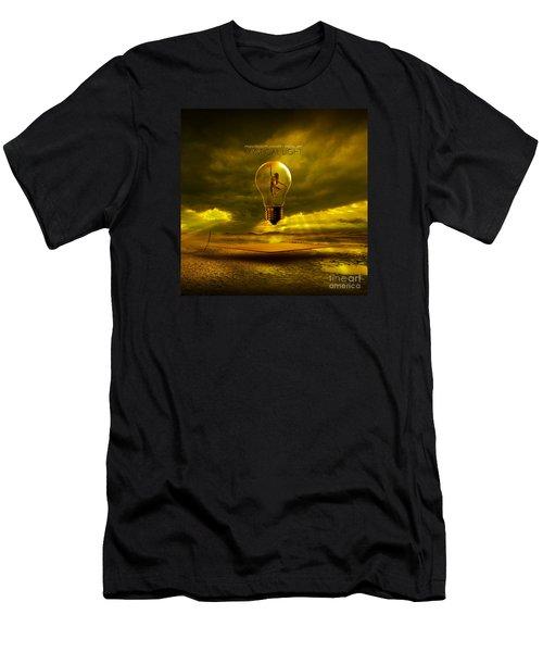 Mystical Light Men's T-Shirt (Athletic Fit)