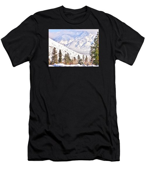 Natural Nature Men's T-Shirt (Athletic Fit)
