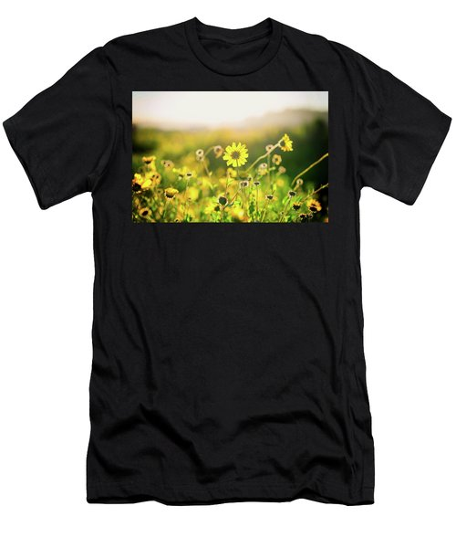 Nature's Smile Series Men's T-Shirt (Athletic Fit)