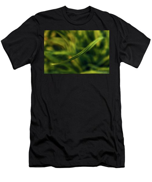 Men's T-Shirt (Athletic Fit) featuring the photograph Natures Way by Gene Garnace