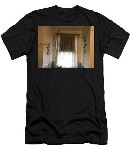 Nicks Room  Men's T-Shirt (Athletic Fit)