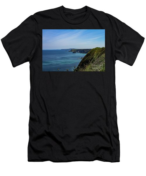 North Coast Cornwall Men's T-Shirt (Athletic Fit)