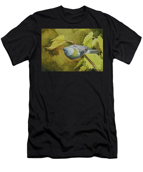 Northern Parula Men's T-Shirt (Athletic Fit)