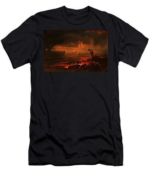 Pandemonium Men's T-Shirt (Athletic Fit)