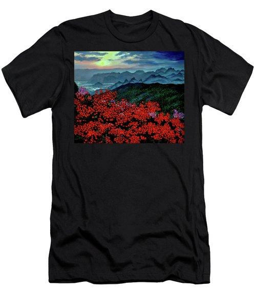 Paradise Men's T-Shirt (Slim Fit) by Stan Hamilton