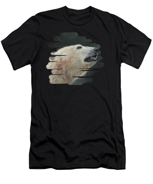 Polar Bear Men's T-Shirt (Athletic Fit)