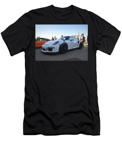 Porsche 911 Gt3rs Men's T-Shirt (Athletic Fit)