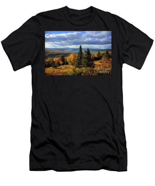 Rangeley Overlook Men's T-Shirt (Athletic Fit)