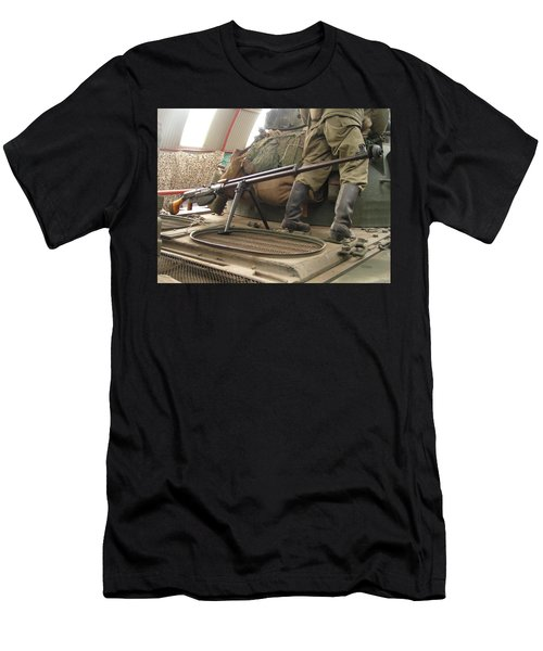Rifle Men's T-Shirt (Athletic Fit)