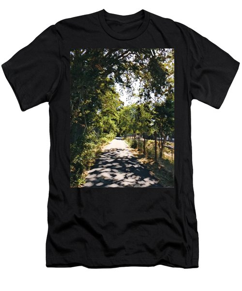 Riverside Park Men's T-Shirt (Athletic Fit)