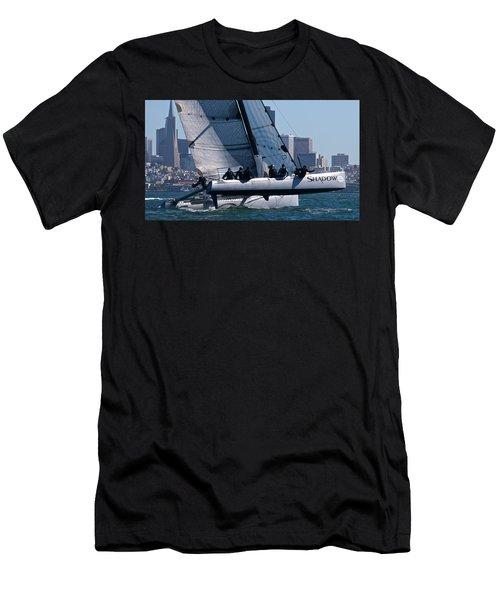 Rolex Big Boat Series Start Men's T-Shirt (Athletic Fit)