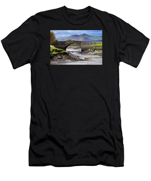 Men's T-Shirt (Slim Fit) featuring the photograph Scottish Scenery by Jeremy Lavender Photography