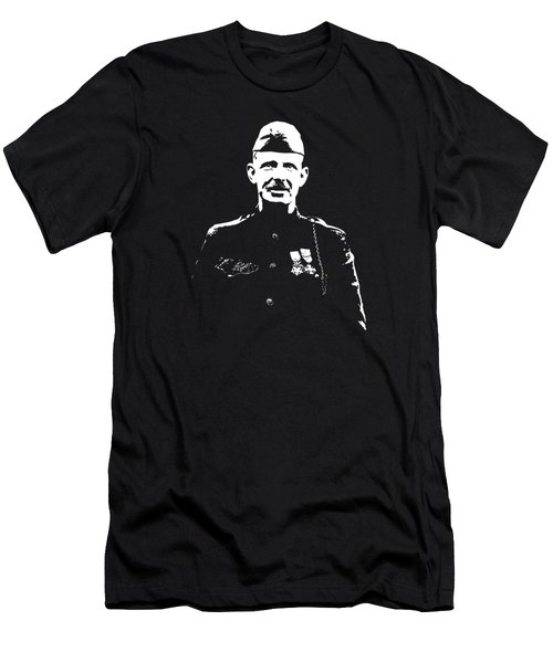 Sergeant Alvin York Graphic Men's T-Shirt (Athletic Fit)