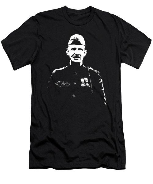 Sergeant Alvin York Graphic Men's T-Shirt (Athletic Fit)