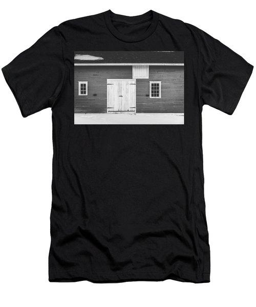 Shaker Village Men's T-Shirt (Athletic Fit)