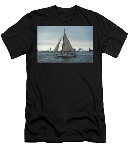 Skipjack Men's T-Shirt (Athletic Fit)