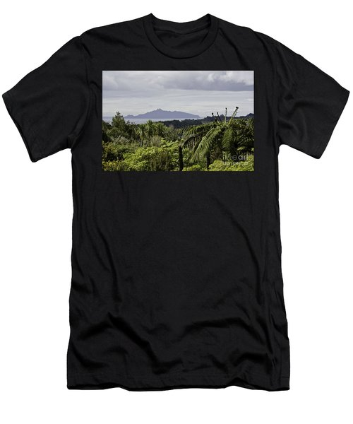 Somewhere Around Whangarei, New Zealand Men's T-Shirt (Athletic Fit)