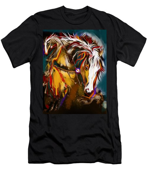 2 Spirit Knights Men's T-Shirt (Athletic Fit)